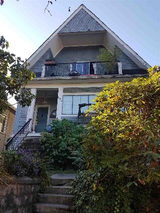 Main Photo: 1950 ADANAC Street in Vancouver: Hastings House for sale (Vancouver East)  : MLS® # R2215605