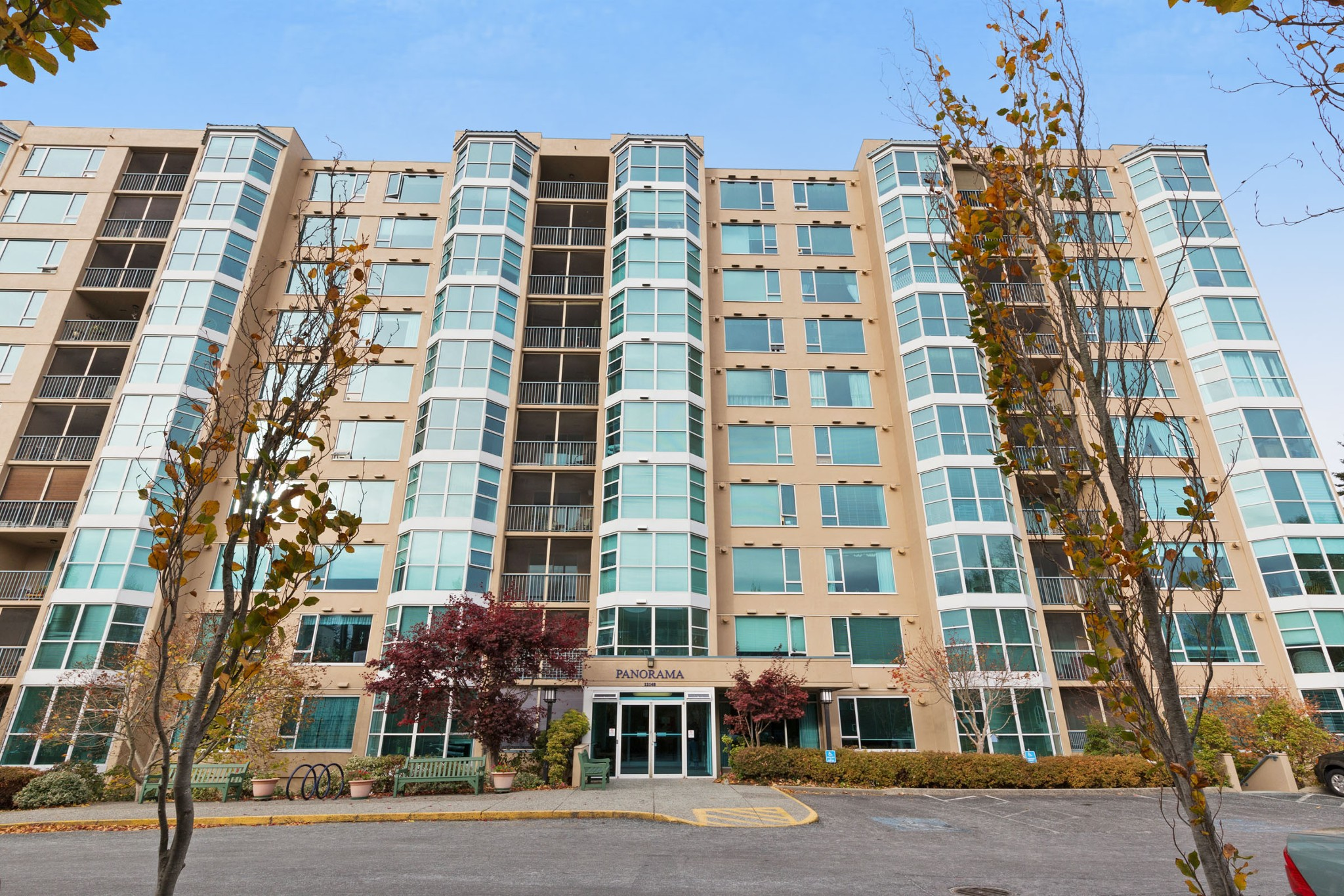 "Main Photo: 908 12148 224 Street in Maple Ridge: East Central Condo for sale in ""THE PANORAMA"" : MLS®# R2220755"