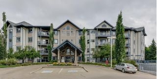 Main Photo: 310, 100 FOXHAVEN Drive: Sherwood Park Condo for sale : MLS® # E4091302