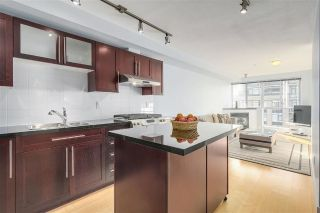 "Main Photo: 409 122 E 3RD Street in North Vancouver: Lower Lonsdale Condo for sale in ""Sausolito"" : MLS® # R2230114"