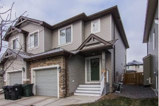 Main Photo: 19 Meadowview Court: Spruce Grove House Half Duplex for sale : MLS® # E4092386