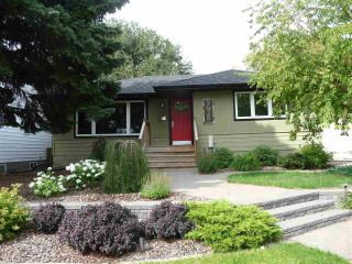 Main Photo: 9528 145 Street NW in Edmonton: Zone 10 House for sale : MLS® # E4092680