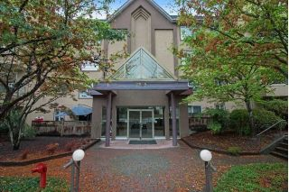 "Main Photo: 210 2285 PITT RIVER Road in Port Coquitlam: Central Pt Coquitlam Condo for sale in ""SHAUGHNESSY MANOR"" : MLS® # R2233652"