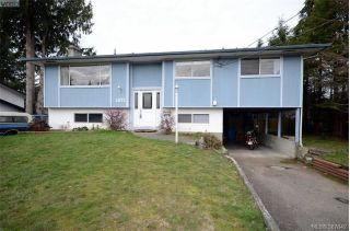 Main Photo: 2872 Acacia Drive in VICTORIA: Co Hatley Park Single Family Detached for sale (Colwood)  : MLS® # 387642