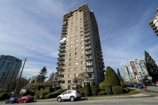 "Main Photo: 907 145 ST. GEORGES Avenue in North Vancouver: Lower Lonsdale Condo for sale in ""TALISMAN TOWERS"" : MLS®# R2247358"