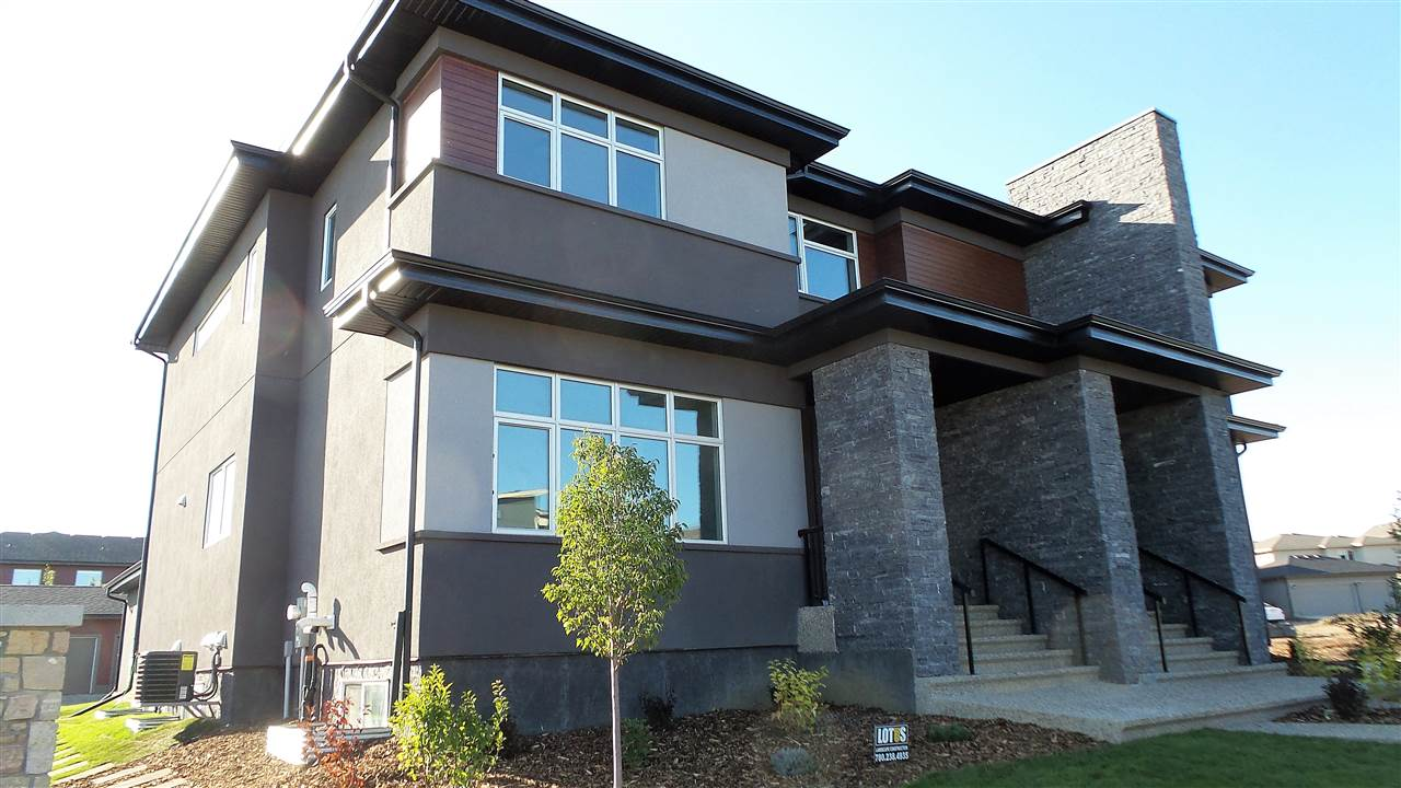 Main Photo: 7203 MAY RD Road in Edmonton: Zone 14 House Half Duplex for sale : MLS®# E4103946