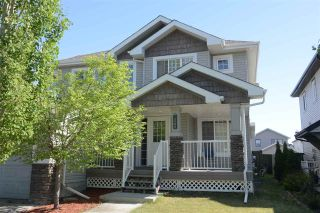 Main Photo: 1565 Rutherford ROAD in Edmonton: Zone 55 Attached Home for sale : MLS®# E4113373