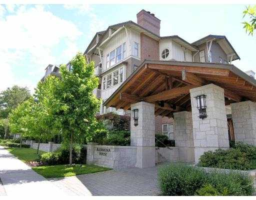 "Main Photo: 1410 4655 VALLEY DR in Vancouver: Quilchena Condo for sale in ""ALEXANDRA HOUSE"" (Vancouver West)  : MLS® # V571377"