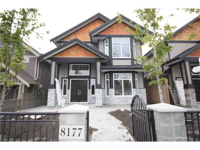 Main Photo: 8177 NO 1 Road in Richmond: Seafair House for sale : MLS® # V908931