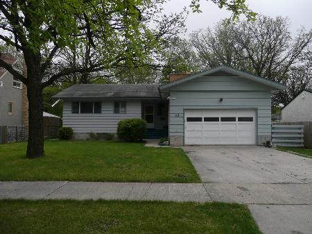 Main Photo: 40 Nichol Avenue: Residential for sale (St. Vital)  : MLS(r) # 1007834