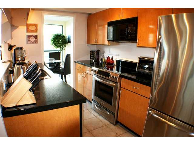 "Main Photo: # 1202 939 HOMER ST in Vancouver: Yaletown Condo for sale in ""THE PINNACLE"" (Vancouver West)  : MLS® # V1050503"