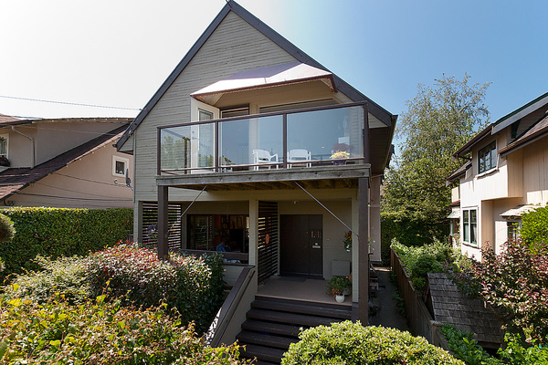 Main Photo: 1741 WATERLOO Street in Vancouver: Kitsilano House for sale (Vancouver West)  : MLS® # V1052686