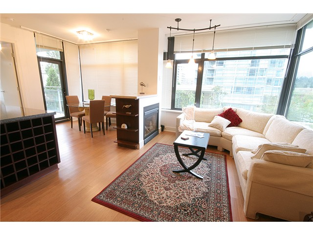 "Photo 2: 403 1863 ALBERNI Street in Vancouver: West End VW Condo for sale in ""LUMIERE"" (Vancouver West)  : MLS(r) # V1053870"