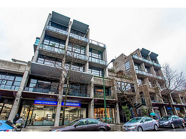 "Main Photo: 320 428 W 8TH Avenue in Vancouver: Mount Pleasant VW Condo for sale in ""XL Lofts"" (Vancouver West)  : MLS® # V1054835"