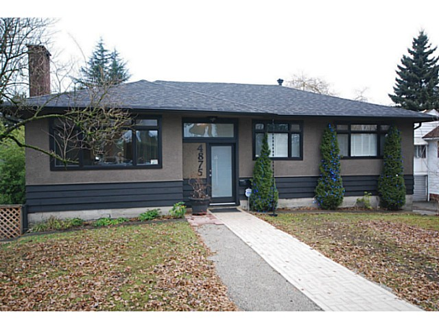 Main Photo: 4875 PRINCE EDWARD Street in Vancouver: Main House for sale (Vancouver East)  : MLS® # V1098310