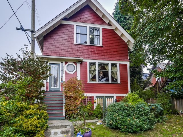 Main Photo: 1332 SALSBURY Drive in Vancouver: Grandview VE House for sale (Vancouver East)  : MLS(r) # R2005751