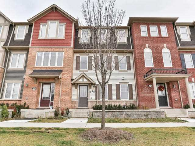 Main Photo: 14 Henneberry Lane in Brampton: Northwest Brampton House (3-Storey) for sale : MLS®# W3377926