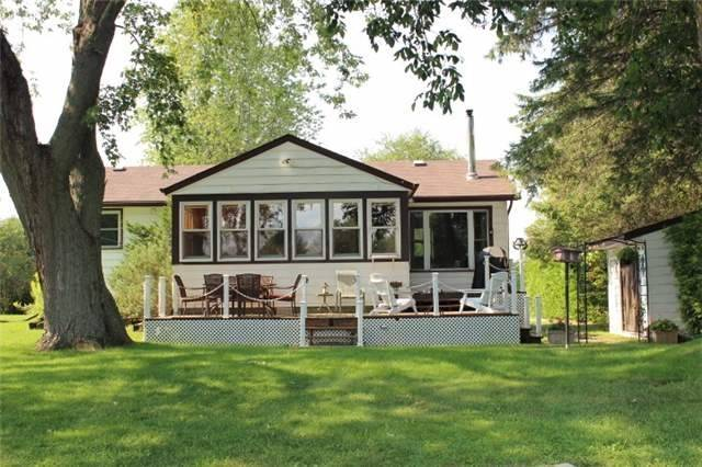 Main Photo: 1327 Canal Road in Ramara: Rural Ramara House (Bungalow) for sale : MLS®# X3387601