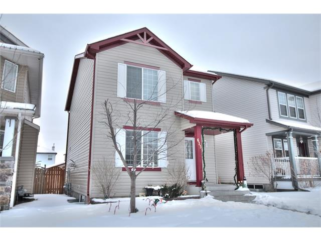 Main Photo: 633 EVERMEADOW Road SW in Calgary: Evergreen House for sale : MLS® # C4044099