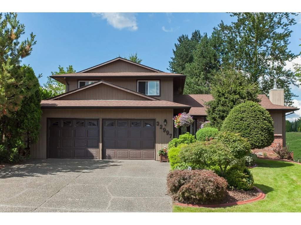 Main Photo: 32997 ASPEN Avenue in Abbotsford: Central Abbotsford House for sale : MLS® # R2093563