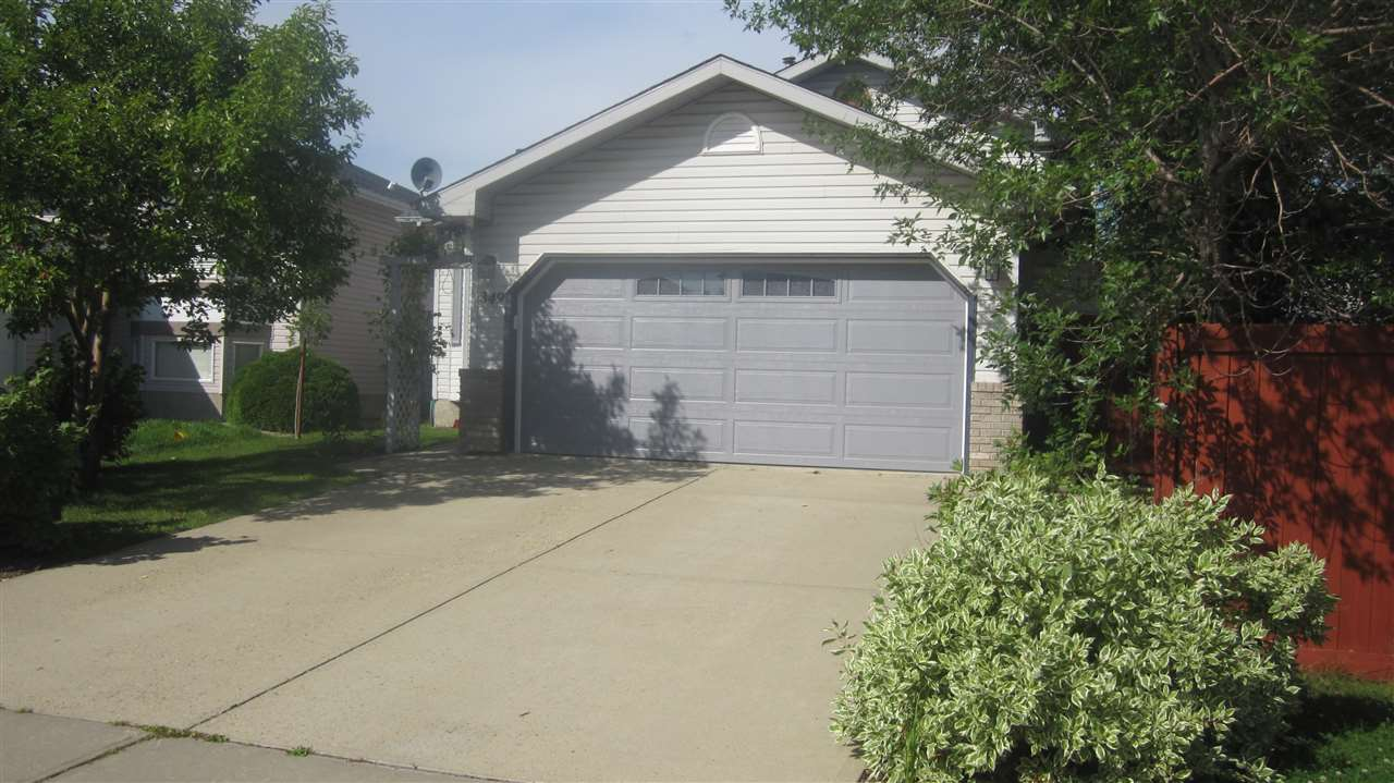 Main Photo: 349 JILLINGS Crescent in Edmonton: Zone 29 House for sale : MLS® # E4033875