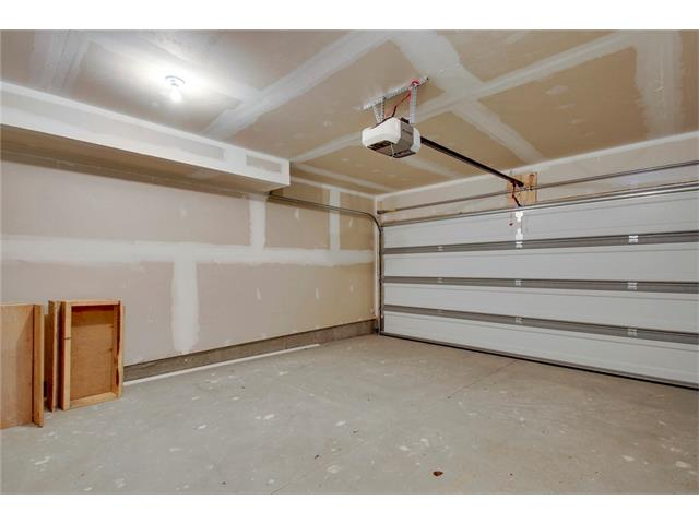 Your own private double attached garage!