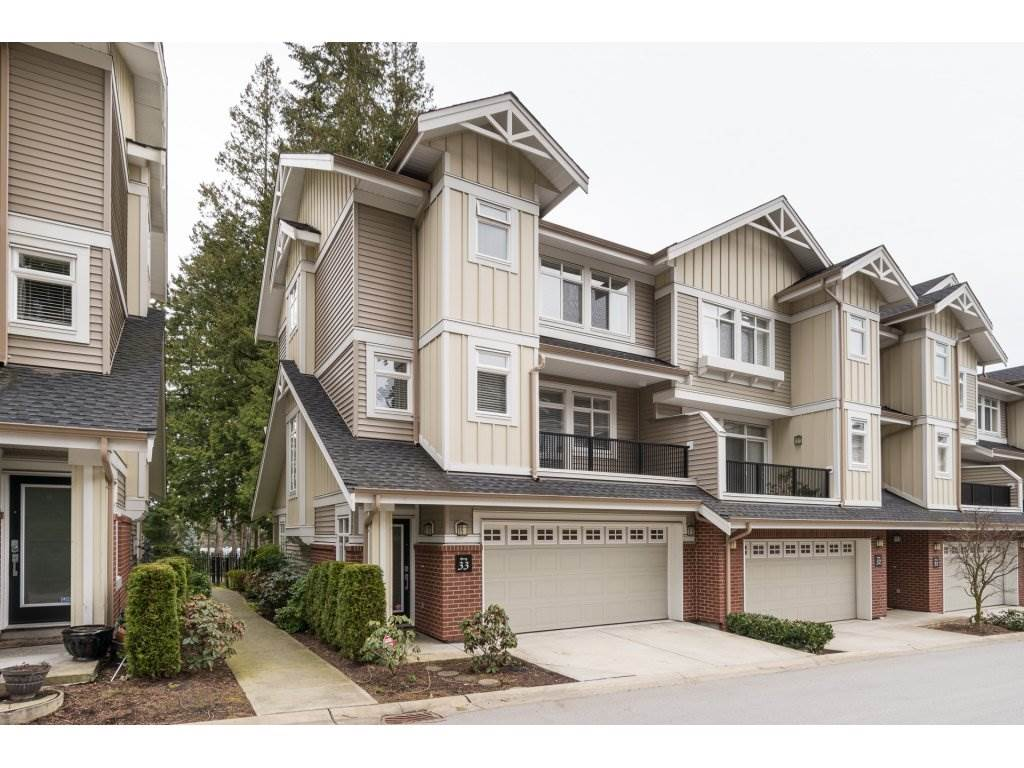 "Main Photo: 33 2925 KING GEORGE Boulevard in Surrey: King George Corridor Townhouse for sale in ""Keystone"" (South Surrey White Rock)  : MLS® # R2147614"