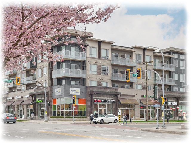 "Photo 1: 406 6011 NO 1 Road in Richmond: Terra Nova Condo for sale in ""TerraWest Square"" : MLS(r) # R2151957"