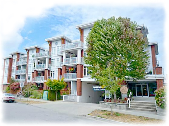 "Photo 1: 209 4111 BAYVIEW Street in Richmond: Steveston South Condo for sale in ""The Village"" : MLS(r) # R2153854"