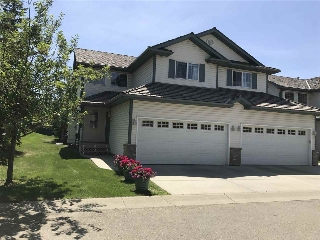 Main Photo: 211 Blackburne Drive E in Edmonton: Zone 55 House Half Duplex for sale : MLS(r) # E4059510