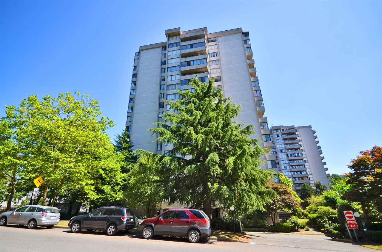 "Main Photo: 204 2020 BELLWOOD Avenue in Burnaby: Brentwood Park Condo for sale in ""VANTAGE POINT"" (Burnaby North)  : MLS® # R2156785"