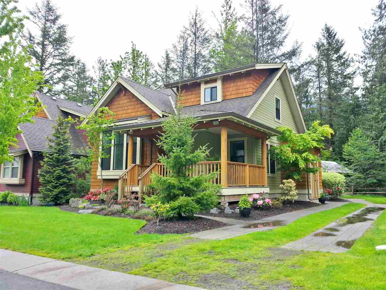 "Main Photo: 1854 MOSSY GREEN Way: Lindell Beach House for sale in ""THE COTTAGES AT CULTUS LAKE"" (Cultus Lake)  : MLS® # R2167523"