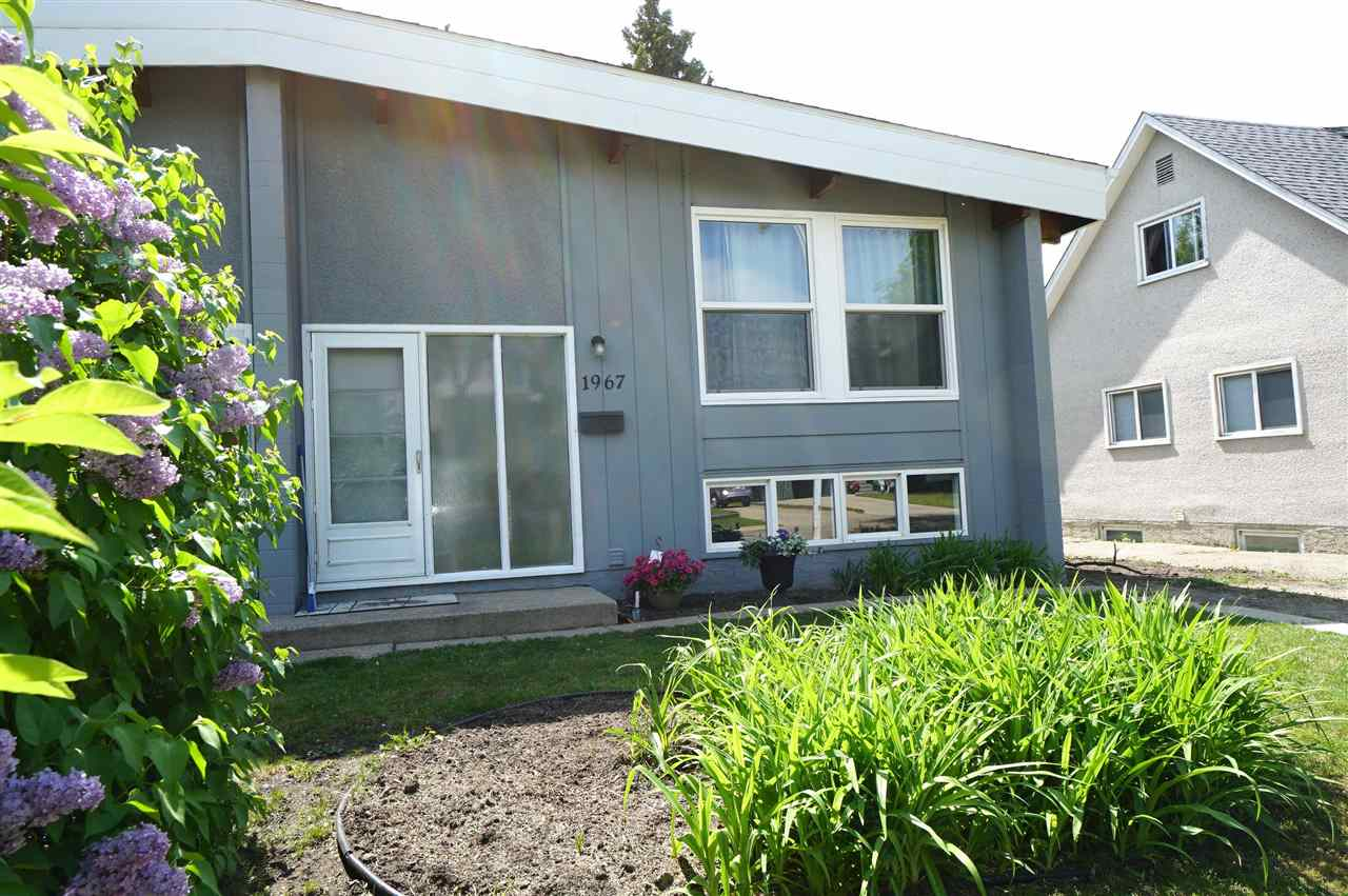 Main Photo: 1967 BONNEVILLE Drive: Sherwood Park House Half Duplex for sale : MLS(r) # E4066767