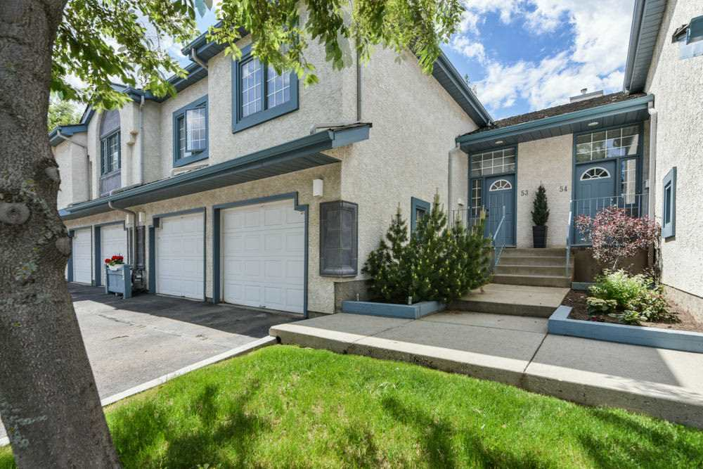 Main Photo: 53 1130 FALCONER Road in Edmonton: Zone 14 Townhouse for sale : MLS® # E4067932