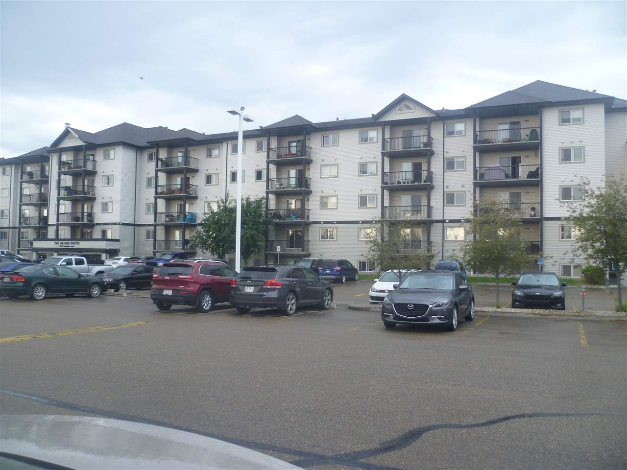 Main Photo: 305 2430 Guardian Road in Edmonton: Zone 58 Condo for sale : MLS(r) # E4069068