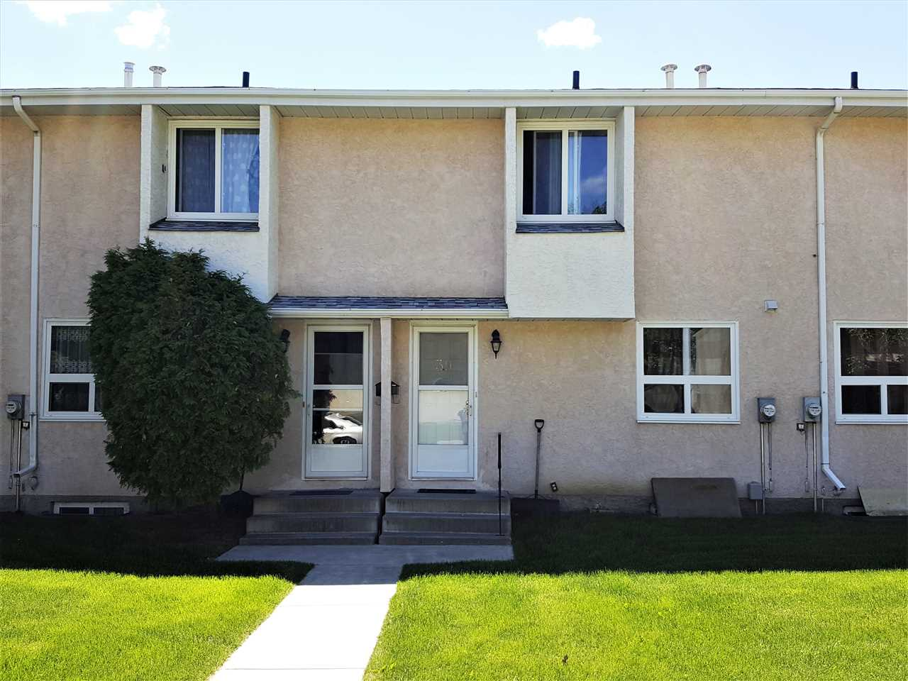 Main Photo: 39 Lakewood Village in Edmonton: Zone 29 Townhouse for sale : MLS(r) # E4069687