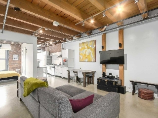 "Main Photo: 205 55 E CORDOVA Street in Vancouver: Downtown VE Condo for sale in ""KORET LOFTS"" (Vancouver East)  : MLS®# R2182301"