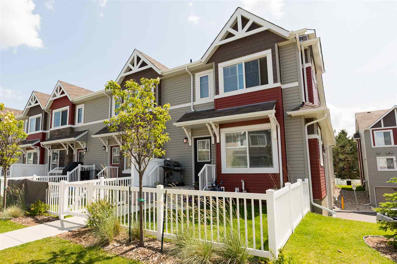 Main Photo: 67 14621 121 Street in Edmonton: Zone 27 Townhouse for sale : MLS® # E4071633