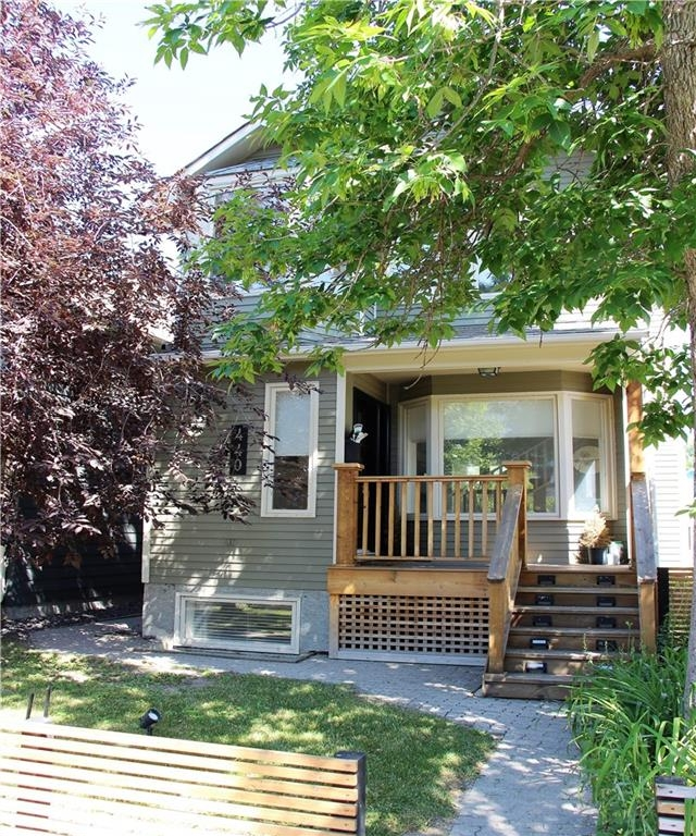 Main Photo: 440 13 Street NW in Calgary: Hillhurst House for sale : MLS® # C4126067