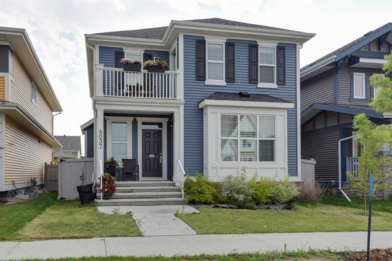 Main Photo: 4037 MORRISON Way in Edmonton: Zone 27 House for sale : MLS® # E4074029