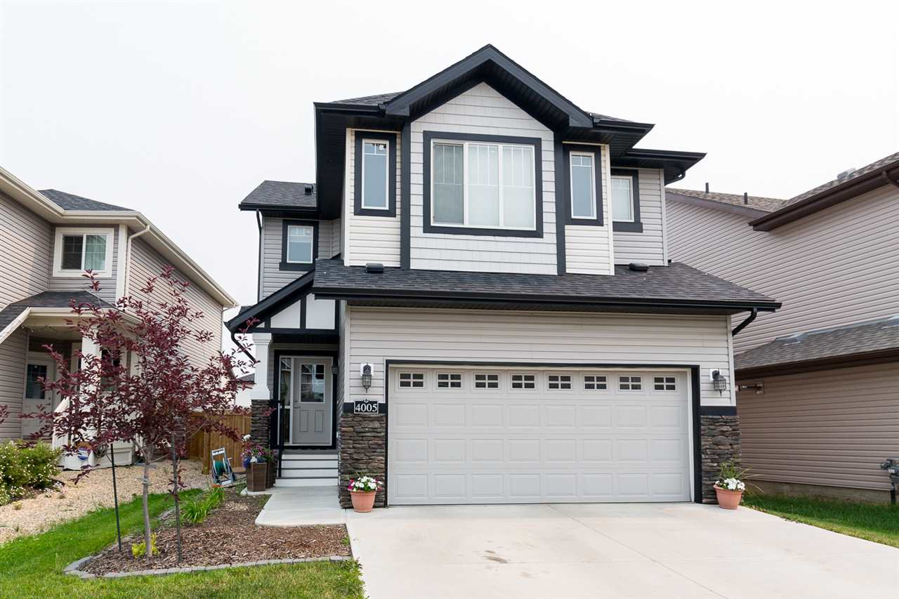 Main Photo: 4005 ALEXANDER Way in Edmonton: Zone 55 House for sale : MLS® # E4074849