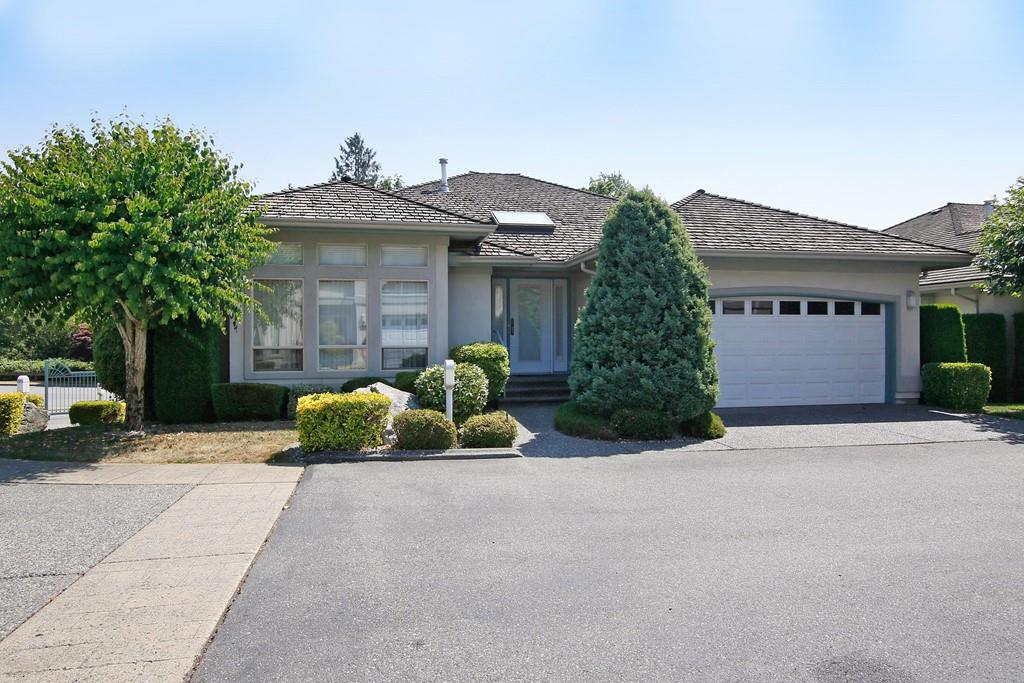 "Main Photo: 9 3555 BLUE JAY Street in Abbotsford: Abbotsford West Townhouse for sale in ""Slate Ridge"" : MLS®# R2192958"