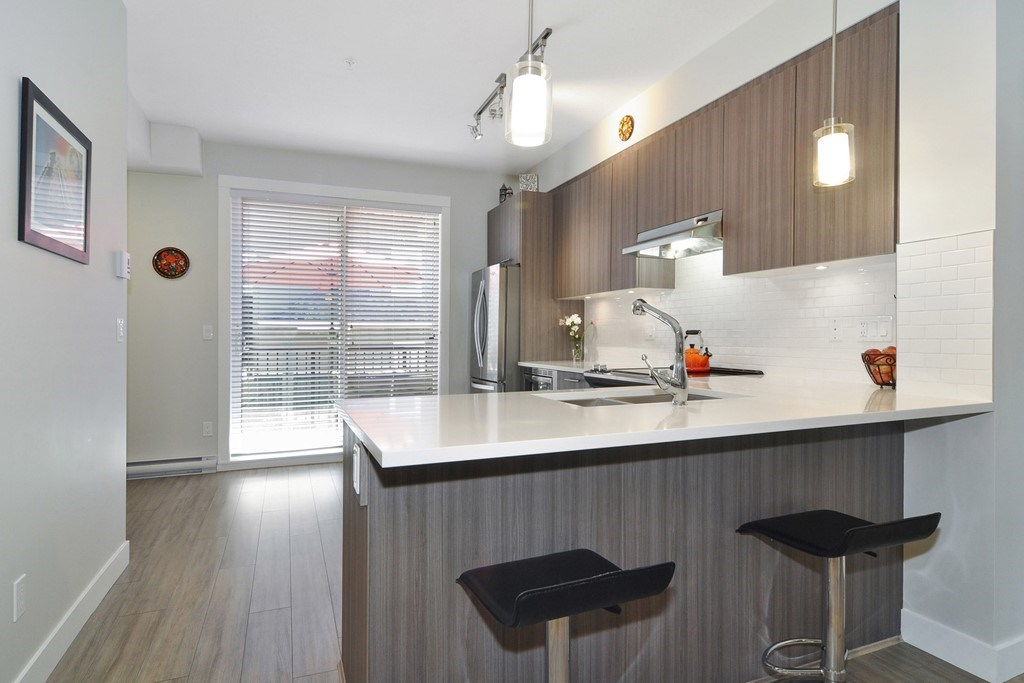 "Photo 5: 43 2138 SALISBURY Avenue in Port Coquitlam: Glenwood PQ Townhouse for sale in ""SALISBURY LANE"" : MLS® # R2193181"