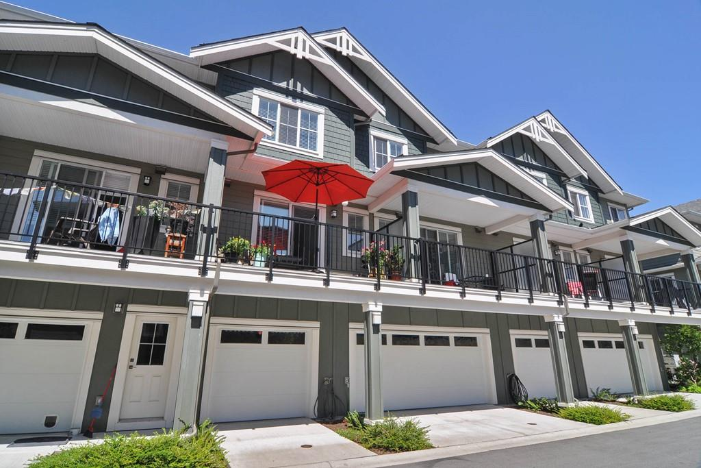 "Photo 13: 43 2138 SALISBURY Avenue in Port Coquitlam: Glenwood PQ Townhouse for sale in ""SALISBURY LANE"" : MLS® # R2193181"