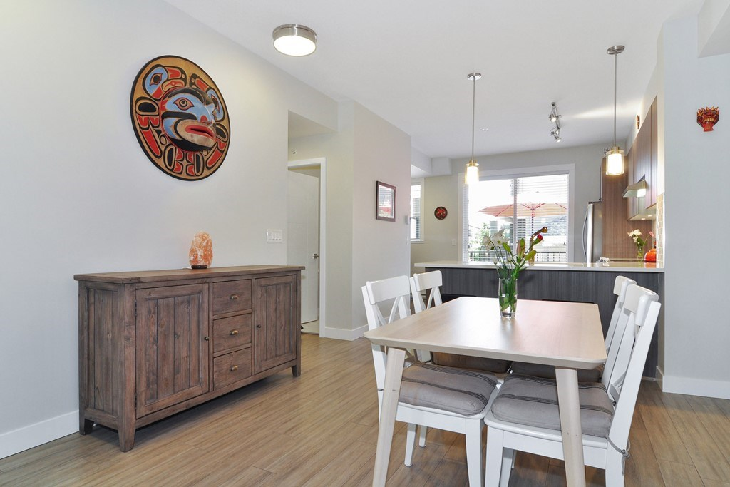"Photo 4: 43 2138 SALISBURY Avenue in Port Coquitlam: Glenwood PQ Townhouse for sale in ""SALISBURY LANE"" : MLS® # R2193181"