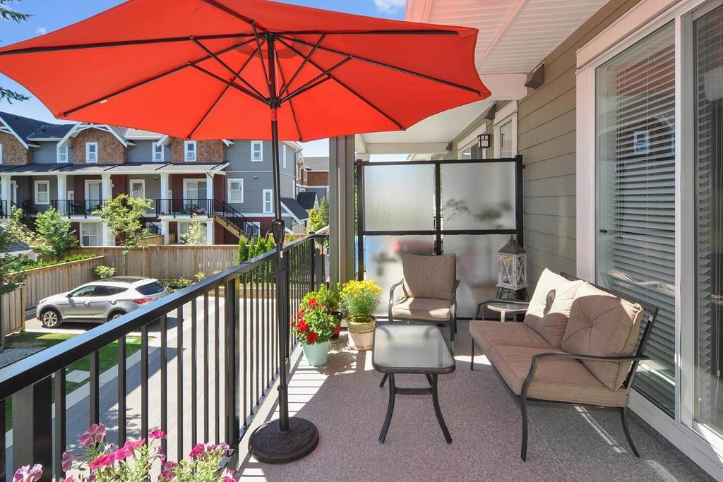 "Photo 12: 43 2138 SALISBURY Avenue in Port Coquitlam: Glenwood PQ Townhouse for sale in ""SALISBURY LANE"" : MLS® # R2193181"