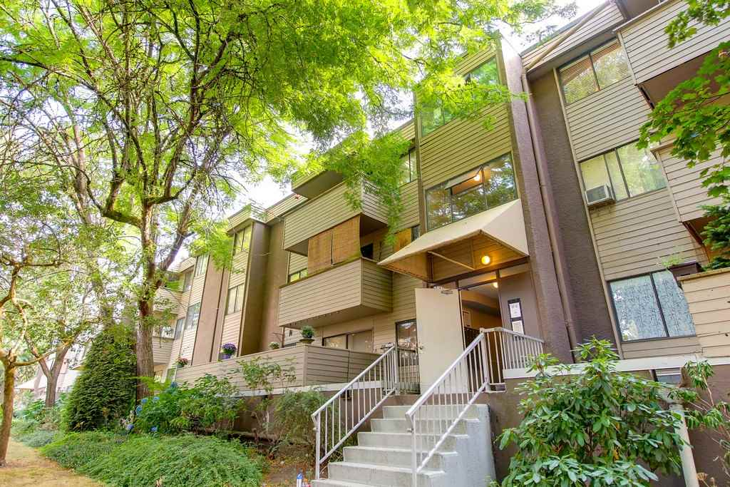 "Main Photo: 1 2431 KELLY Avenue in Port Coquitlam: Central Pt Coquitlam Condo for sale in ""ORCHARD VALLEY"" : MLS®# R2201693"