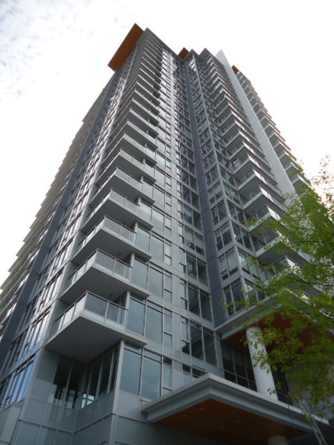 Main Photo: 2206 520 COMO LAKE Avenue in Coquitlam: Coquitlam West Condo for sale : MLS® # R2208992