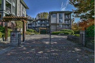 "Main Photo: 206 12020 207A Street in Maple Ridge: Northwest Maple Ridge Condo for sale in ""WestBrooke"" : MLS® # R2218106"