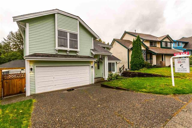 Main Photo: 2982 Albion Drive in Coquitlam: Canyon Springs House for sale : MLS®# R2216596